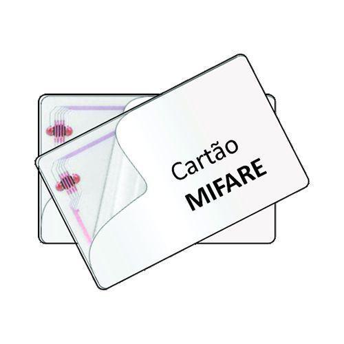 Cartão em pvc para crachá